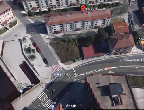 ORTUELLA – Calle Catalina Gibaja